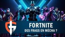 FORTNITE SAISON 10 : Des frags en mécha ! | GAMEPLAY FR