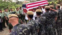 Major Mohd Zahir Armaya is laid to rest