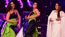 Kareena Kapoor Khan dances on Bole Chudiya song in Dance India Dance 7 with Geeta Kapur |FilmiBeat