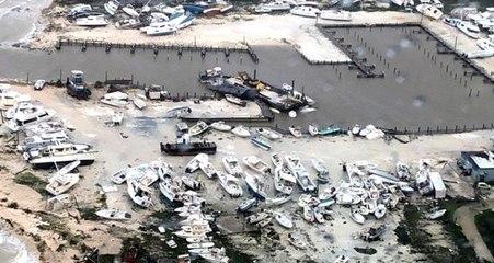 Dorian Kasırgası, Güney Carolina'nın Charleston bölgesinde