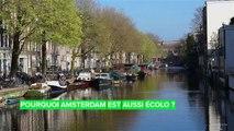 Une des villes les plus vertes du monde : Amsterdam
