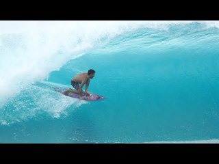Hawaiian Summer Surfing