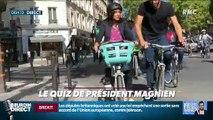 Quelle sera la règle pour les ministres candidats aux municipales ? ... Relevez le quiz du Président Magnien ! - 05/09