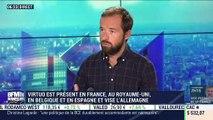 Start-up : Thibault Chassagne est l'invité de Christophe Jakubyszyn - 05/09