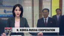 N. Korea seeks closer cooperation with Russia's Far East: N. Korean Vice Premier