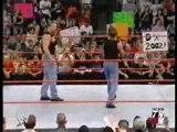 D-X Fake Reunion Triple H Pedigree to HBK