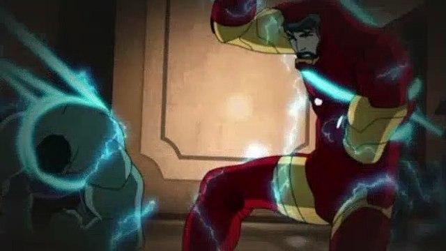 Avengers Assemble S03E12 The Conqueror