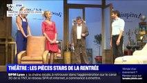 Quelles sont les pièces de théâtre à voir en cette rentrée à Paris ?