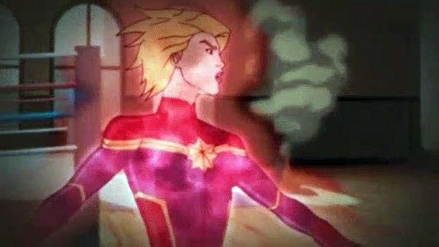Avengers Assemble Secret Wars S04E04 Prison Break