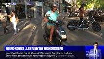 La France, championne d'Europe des ventes de deux-roues motorisées