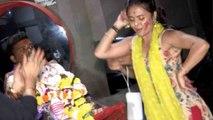 Devoleena Bhattacharjee's  crazy dance at ganpati visarjan;Watch video | FilmiBeat