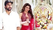 Celebs At Ajay Kapoor's House To Seek Ganpati's Blessings