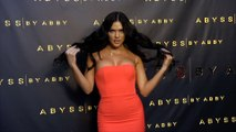 """Kelsie Jean Smeby """"Abyss by Abby"""" USA Launch Party Black Carpet"""