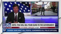 Tucker Carlson Encourages Audience To Shoot Cops