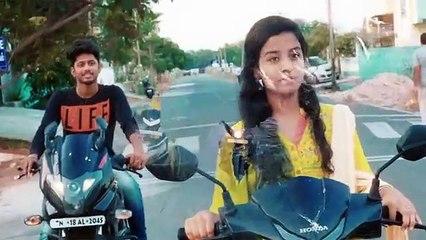 Psycho Pola Music Video l Diwa FeF l Abhishek l Kayathri l Tamil Album Song