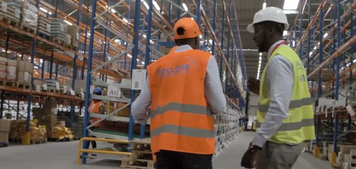 Aerohub Abidjan - un pole logistique multimodal de reference