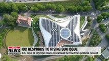 IOC technically allows display of Rising Sun flag at Tokyo 2020 Olympics