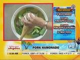 Recipe: Pork hamonado