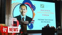 Anwar reminds Malaysians not to be distracted by racism and chauvinism