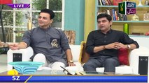 Salam Zindagi With Faysal Qureshi - Amber Khan & Kiran Khan -  5th September 2019