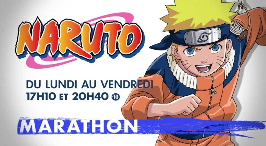 Bande-annonce : Naruto - Marathon