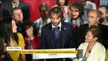 Municipales : Villani officiellement candidat à Paris