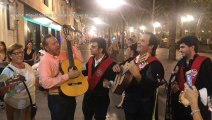 Kevin Spacey performs La Bamba in Spain