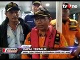 Kapal Cumi Terbalik, 10 Nelayan Berhasil Diselamatkan