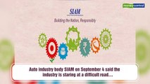 BS-VI transition will make rest of the year difficult for auto industry: SIAM