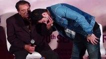 Sunny Deol's son Karan Deol touches Dharmendra's feet at  Pal Pal Dil Ke Paas launch  | FilmiBeat