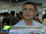 DOLE holds Labor Day job fairs nationwide