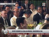 WATCH: Aquino's toast for Obama at state dinner