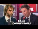 Benjamin Griveaux n'a pas loupé Cédric Villani sur RTL
