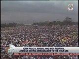 Pinoys recall John Paul II's PH visits