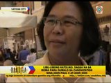 Pinoys in Vatican for 2 popes' sainthood