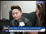 Fans troop to Las Vegas for Charice concert