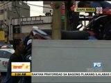 Manila gov't impounds motor
