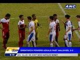 Azkals beat Maldives to make Challenge Cup finals