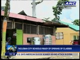 Tacloban City schools ready of opening of classes