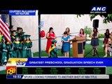 Viral video: Preschool graduate wants to be Batman