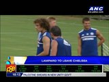 Lampard to leave Chelsea