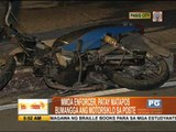 MMDA employee dies in motorcycle accident