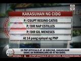 19 PNP officials face raps for sale of guns to NPA