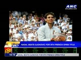 Nadal beats Djokovic for 9th French Open title