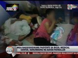 Patroller reports crowded hospital in Bicol