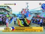 National Dragon Boat competition held in CamNorte