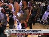 Highlights: Spurs beat Heat, claim 5th championship