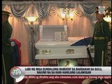 Soldiers killed in Sulu clash honored
