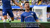 It's been a tough start for Chelsea - Mount