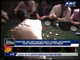 Pagcor blames past admin for failure to remit dividends